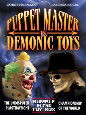 Фільм «Лялькар проти демонічних іграшок» (2004)