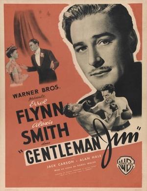 Фильм «Джентльмен Джим» (1942)