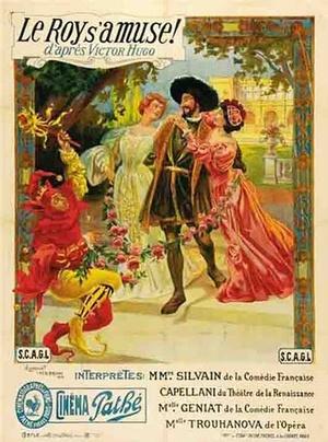 Фільм «Король забавляется» (1909)