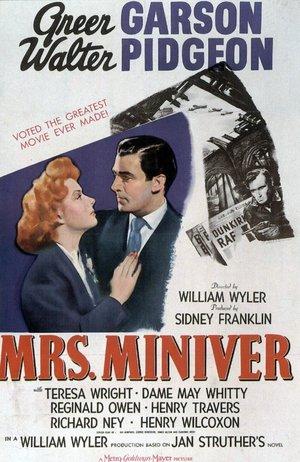 Фильм «Миссис Минивер» (1942)