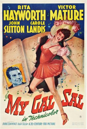 Фильм «Моя девушка Сэл» (1942)