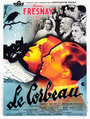 Фільм «Ворон» (1943)