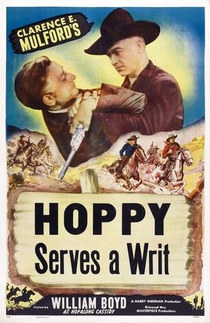 Фільм «Hoppy Serves a Writ» (1943)