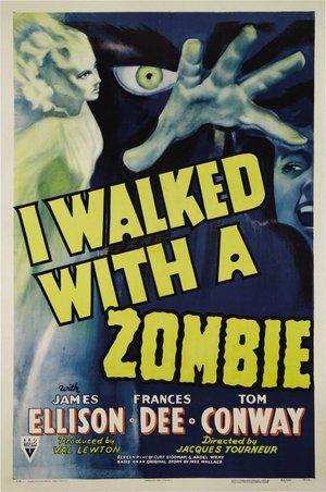 Фільм «Я ходила поруч із зомбі» (1943)