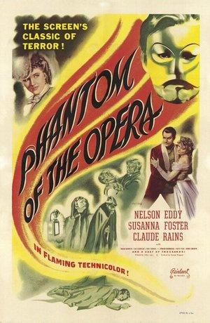 Фильм «Призрак оперы» (1943)
