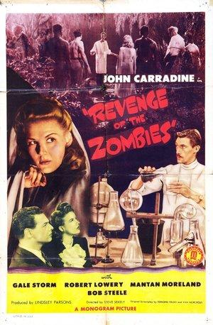Фільм «Месть зомби» (1943)