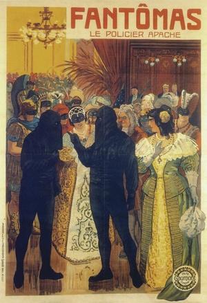 Фільм «Фантомас против Фантомаса» (1914)