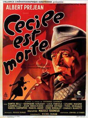 Фільм «Сесиль мертва» (1944)