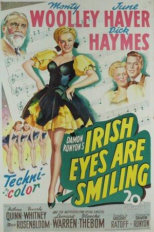 Фільм «Ирландские глаза улыбаются» (1944)