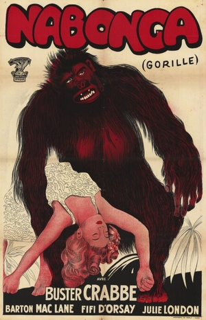 Фильм «Nabonga» (1944)