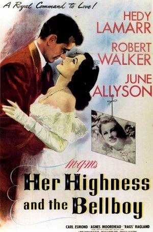Фильм «Ее Высочество и посыльный» (1945)