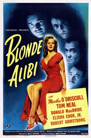 Фільм «Blonde Alibi» (1946)