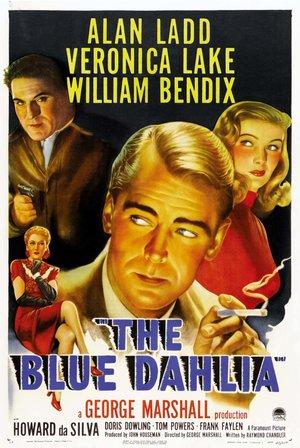 Фильм «Синий георгин» (1946)