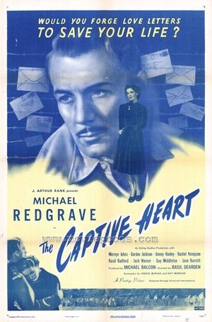 Фільм «The Captive Heart» (1946)
