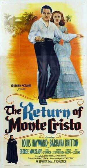 Фільм «Возвращение Монте-Кристо» (1946)