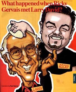 Фільм «Рики Джервэйс встречает... Ларри Дэвида» (2006)