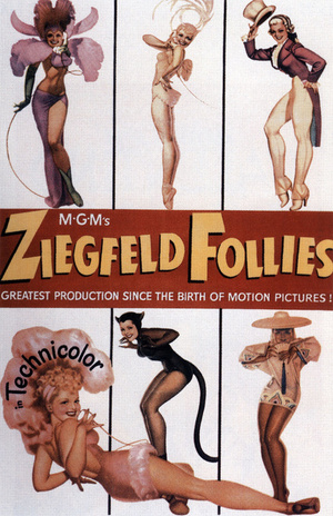 Фильм «Безумства Зигфилда» (1945)
