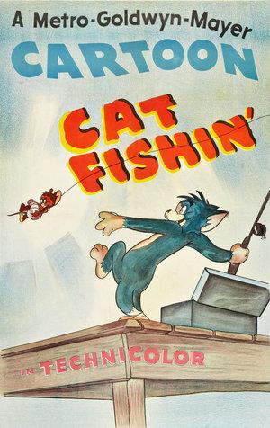 Мультфильм «Том и Джерри на рыбалке» (1947)