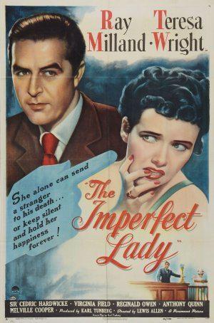 Фильм «Дама, далекая от совершенства» (1946)