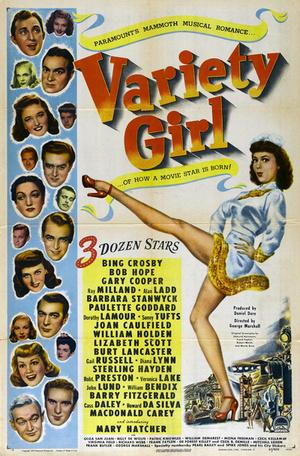 Фильм «Девушка из варьете» (1947)