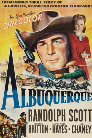 Фильм «Альбукерк» (1948)