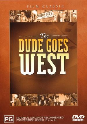 Фильм «The Dude Goes West» (1948)