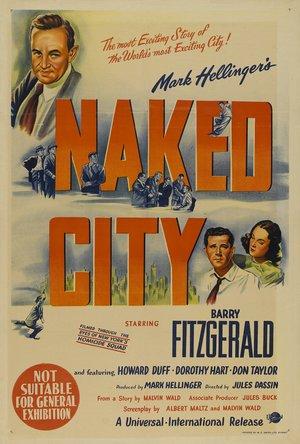 Фильм «Оголене місто» (1948)