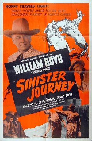 Фільм «Sinister Journey» (1948)
