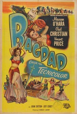 Фильм «Принцесса Багдада» (1949)