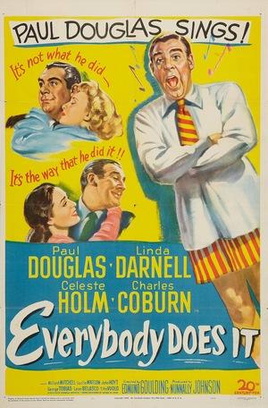 Фильм «Все занимаются этим» (1949)