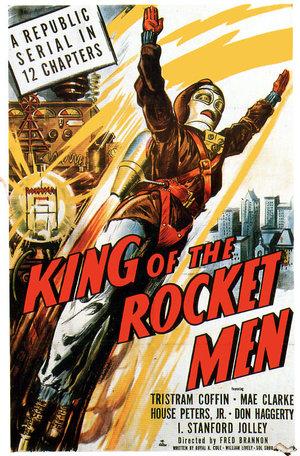 Фильм «Джефф Кинг - человек-ракета» (1949)