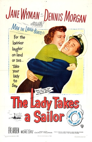 Фильм «The Lady Takes a Sailor» (1949)