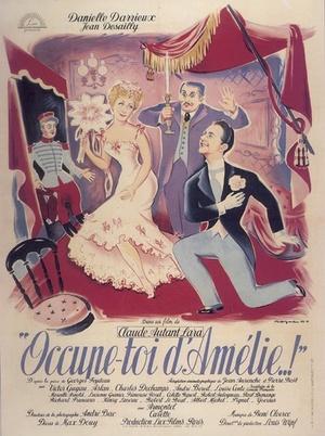 Фільм «Займись Амелией» (1949)