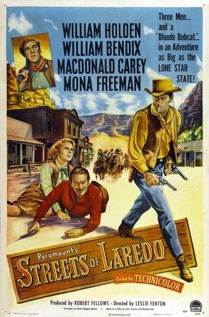 Фільм «Улицы Ларедо» (1949)