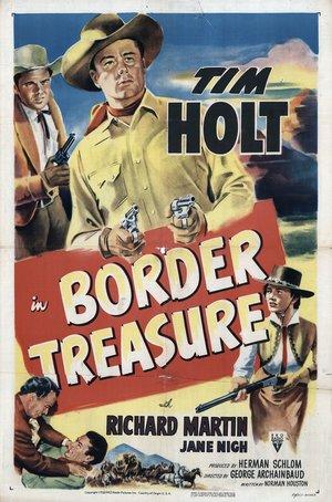 Фільм «Пограничный сокровищ» (1950)