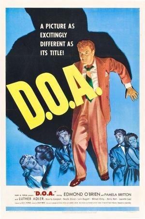 Фильм «Мёртв по прибытии» (1949)