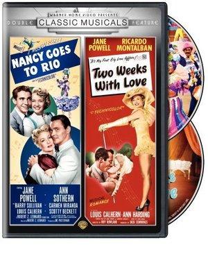 Фильм «Нэнси едет в Рио» (1950)
