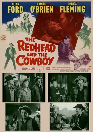 Фильм «The Redhead and the Cowboy» (1951)