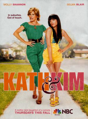 Сериал «Кэт и Ким» (2008 – 2009)