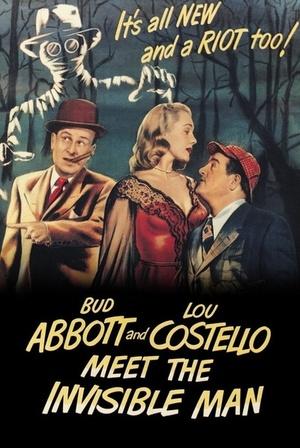 Фильм «Эббот и Костелло встречают человека-невидимку» (1951)