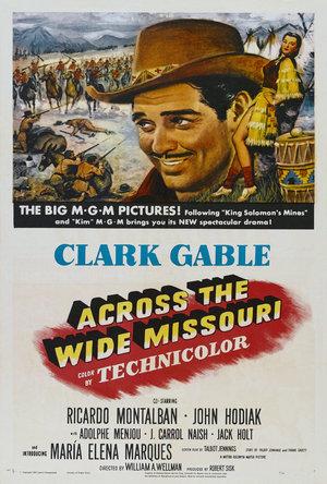 Фільм «Через широкий Миссури» (1951)