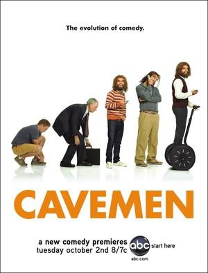 Сериал «Пещерный человек» (2007)
