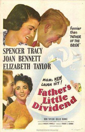 Фильм «Маленькая прибыль отца» (1951)