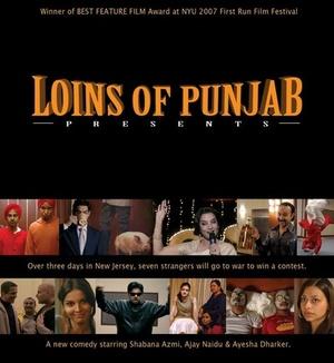 Фильм «Поясница подарков Пенджаба» (2007)