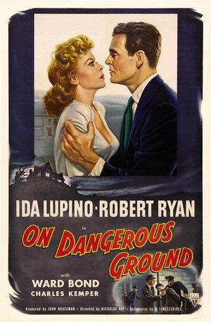 Фільм «На загрозливій землі» (1951)