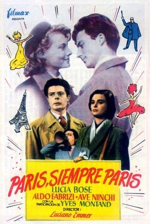 Фильм «Париж всегда Париж» (1951)