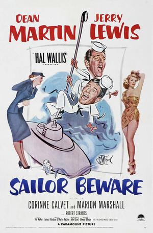 Фильм «Берегись, моряк» (1952)