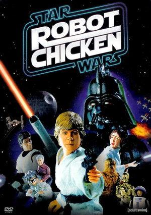 Мультфільм «Робоцип: Зоряні війни» (2007)