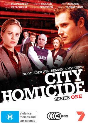Сериал «Отдел убийств» (2007 – 2011)