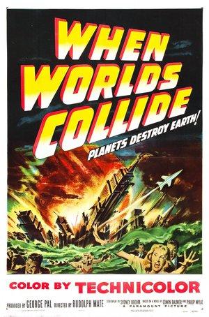 Фильм «Когда сталкиваются миры» (1951)
